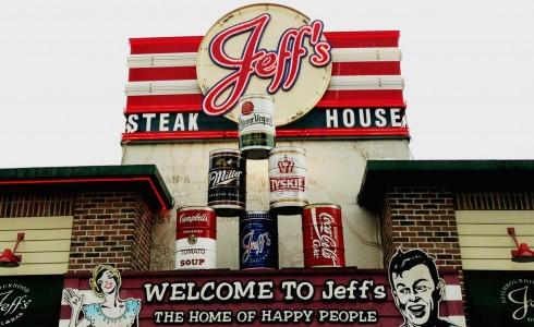 Jeffs's - Amerykańska restauracja