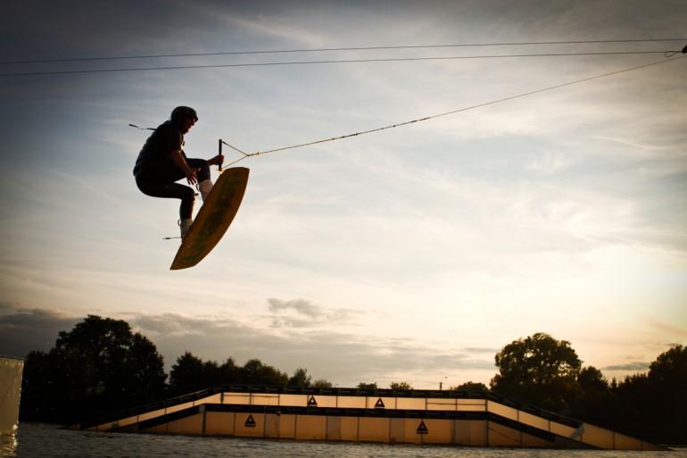 Kiedyś tak będę latał...