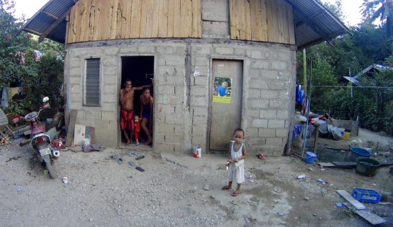 Filipińczykom nie potrzeba wiele do szczęścia