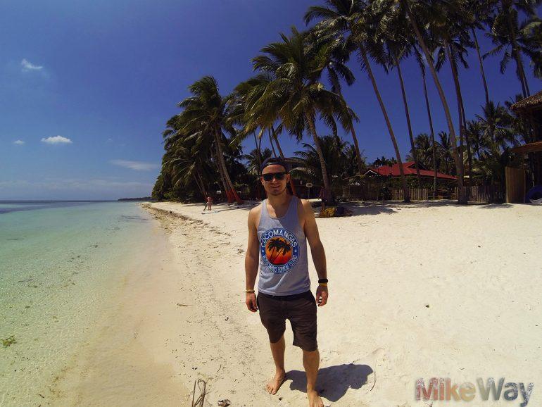 Siquijor wyspa Filipiny MikeWay